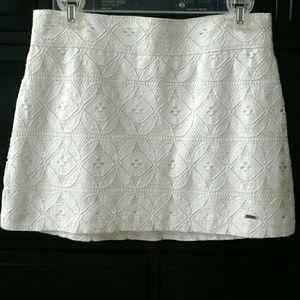 Hollister Mini Skirt 💛